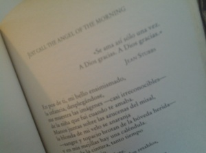 leyendo a Rossetti