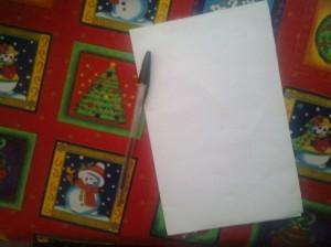 carta a santa