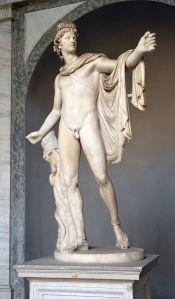 «Apollo of the Belvedere» de Livioandronico2013 - Trabajo propio. Disponible bajo la licencia CC BY-SA 4.0 vía Wikimedia Commons - https://commons.wikimedia.org/wiki/File:Apollo_of_the_Belvedere.jpg#/media/File:Apollo_of_the_Belvedere.jpg
