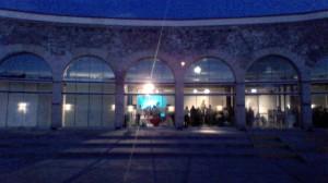 Exterior de la Casa Redonda.