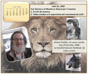 Luis Arcas González celebra su cumpleaños