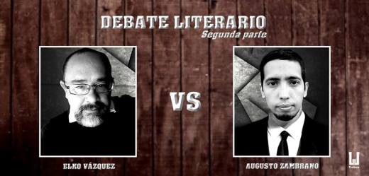 Debate Zambrano Vazquez 2